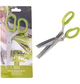 Esschert Herb Scissors on Blistercard