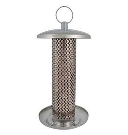 Esschert Stainless steel nut feeder