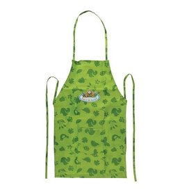 Esschert Children's Canvas Apron - Green