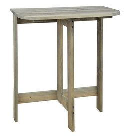 Esschert Wall table - Foldable