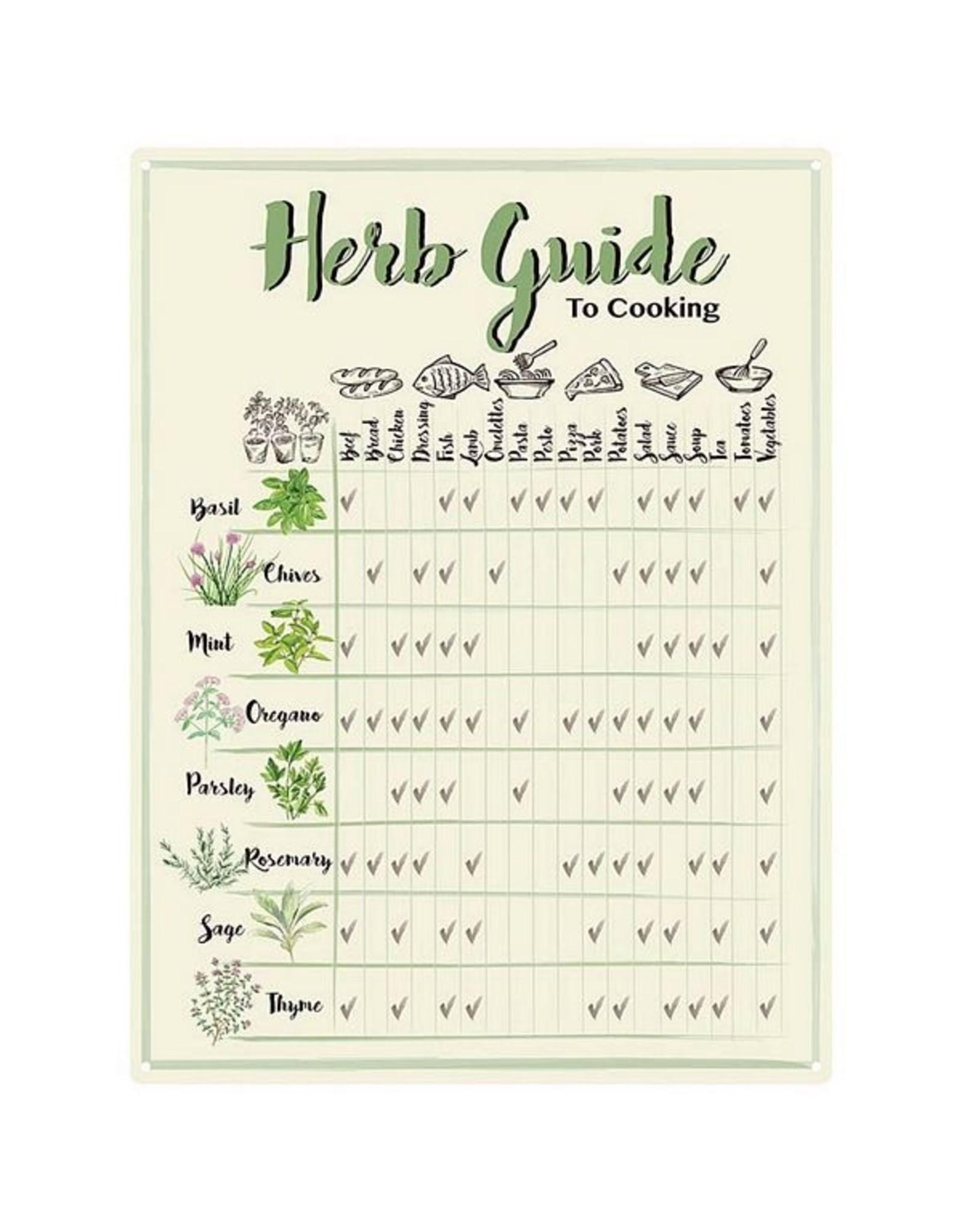 Esschert Guide - Cooking w Herbs