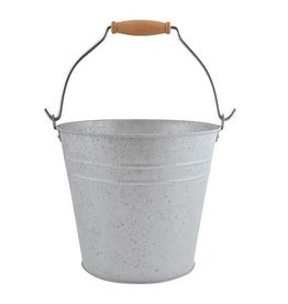 Esschert Zinc Bucket with Handle