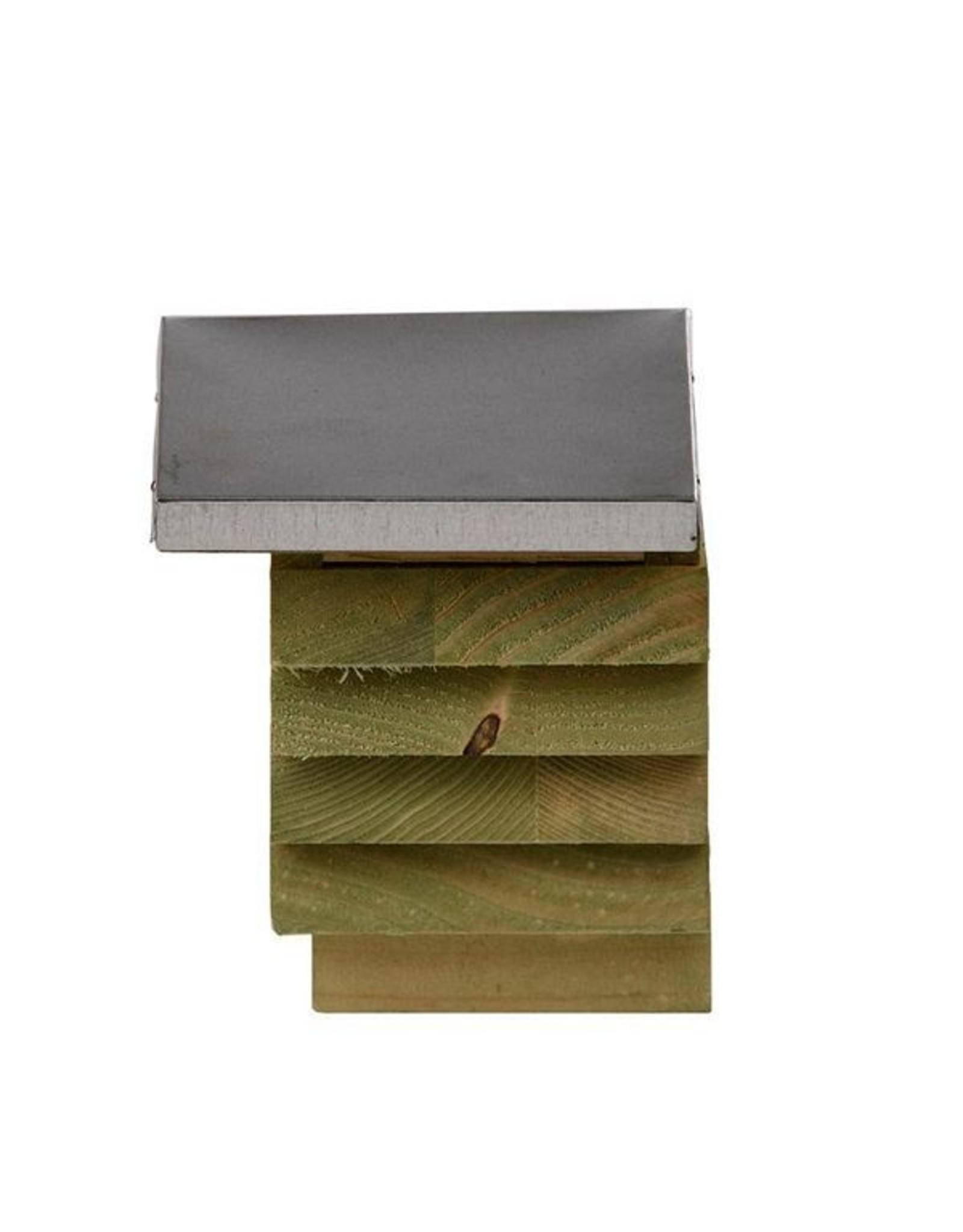Esschert Beehive beehouse. Pinewood, z
