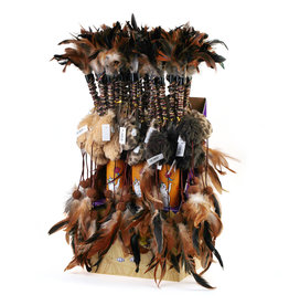 Cat Toys - Feather Dangler 46cm