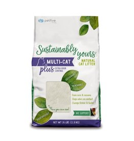 Sustainably Yours - Multi-Cat Plus Litter