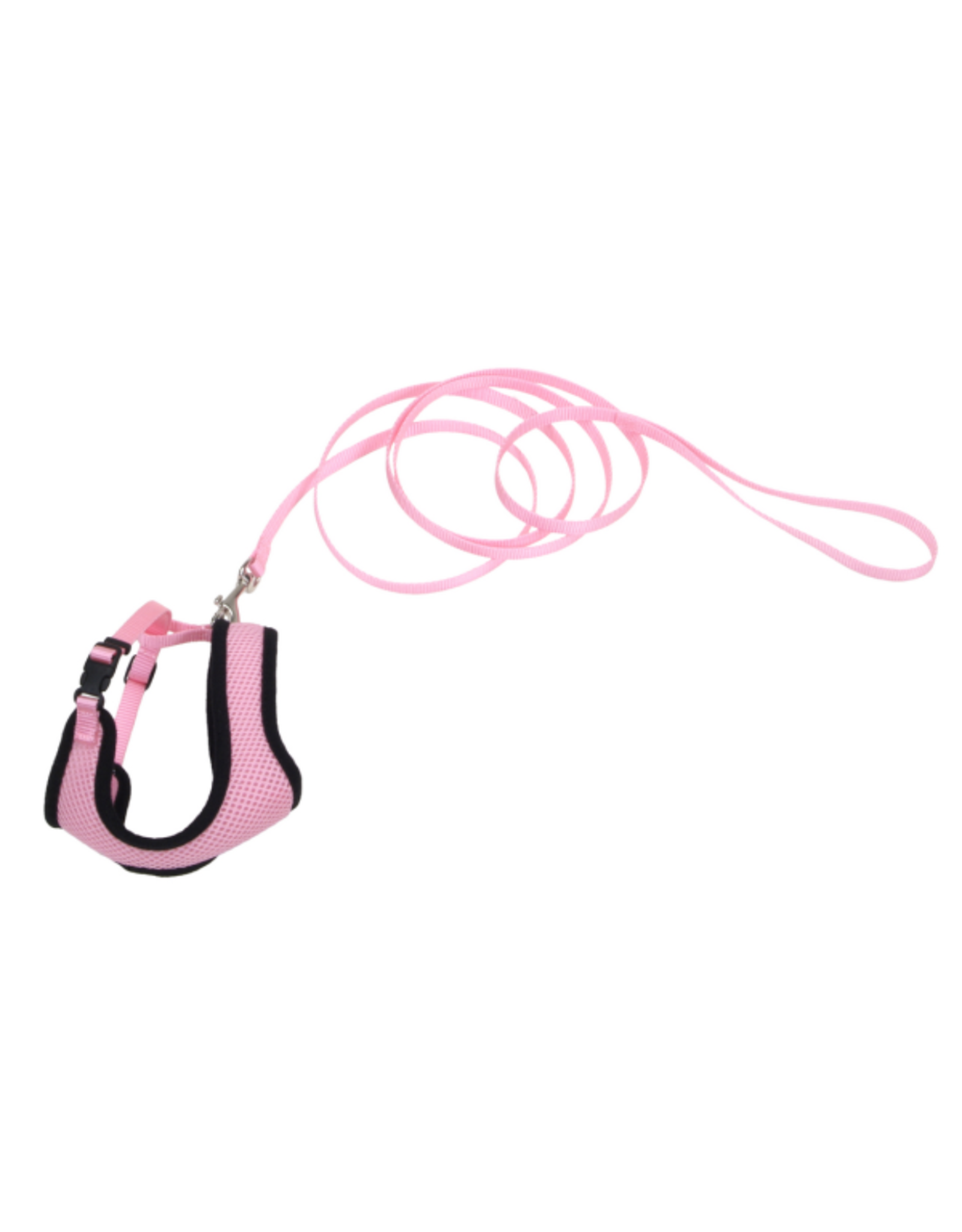 ComfortSoft Wrap - Cat Mesh Harness with 6' Leash