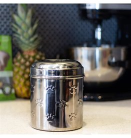 Bowls by Brand Stainless Steel Treat Jar