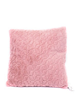 cushion fake fur 45x45cm 3 assorted