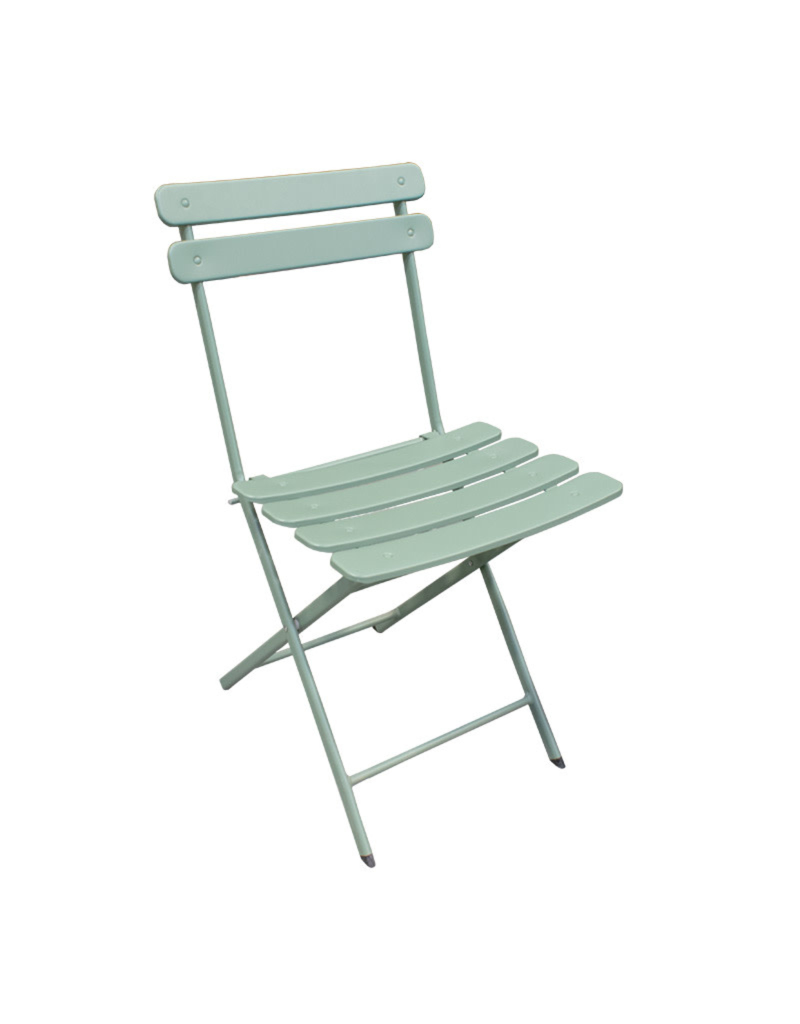 Bistro Chair oval frame -  green
