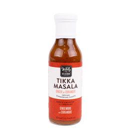 Wildly Delicious Wildy Delicious - Simmering Sauce