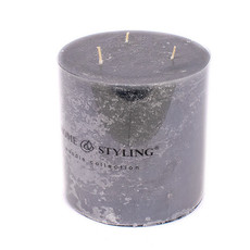 Candle Rustic