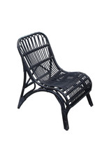 Chair Kubu 52x60x90cm - Black