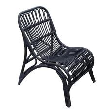 Chair Kubu 52x60x90cm - Black