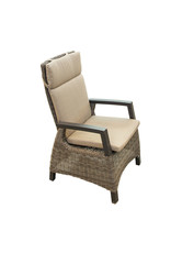 Alpha Bali Dining Chair - Recliner