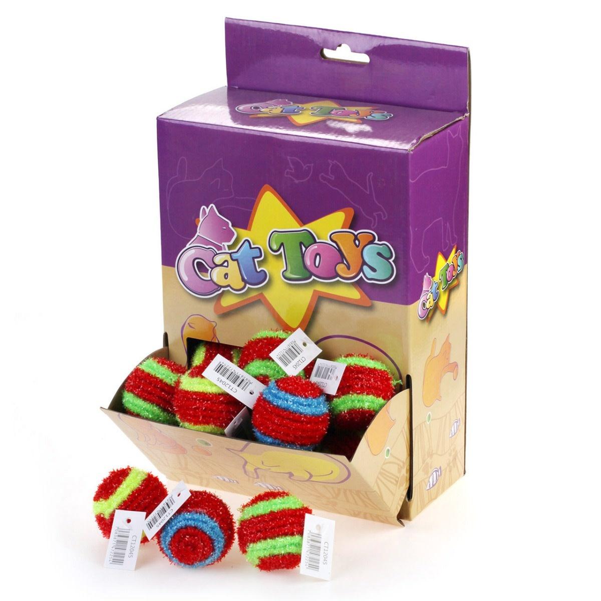Cat Toys - Cotton Sisal Ball