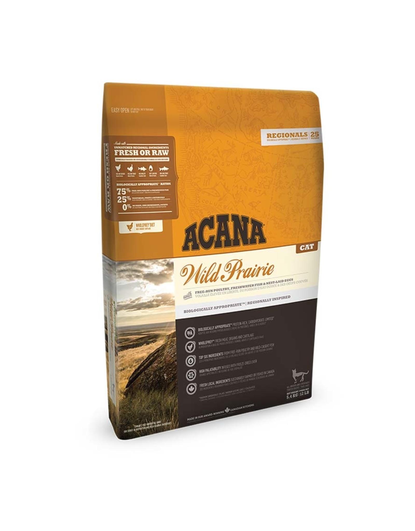 Acana Acana - Regionals Wild Prairie Cat