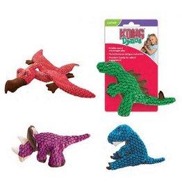 Kong - Dynosg Catnip Crinkle Toy