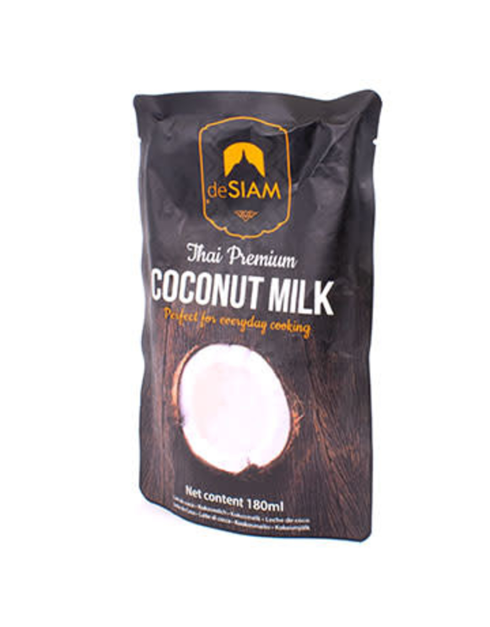 Desiam DeSiam - Coconut Milk - 400 ml can