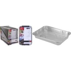 BBQ Aluminum Grill Plates Set 5pcs
