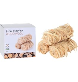 Fire Starter - Box of Wood Wool - 20pcs
