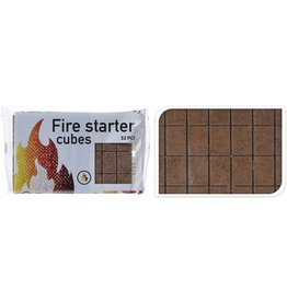 Fire Starter Cubes -  Wood 32pcs