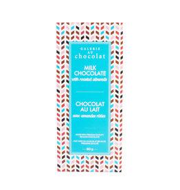 Galerie Au Chocolat Galerie au Chocolat - Milk Chocolate Roasted Almonds