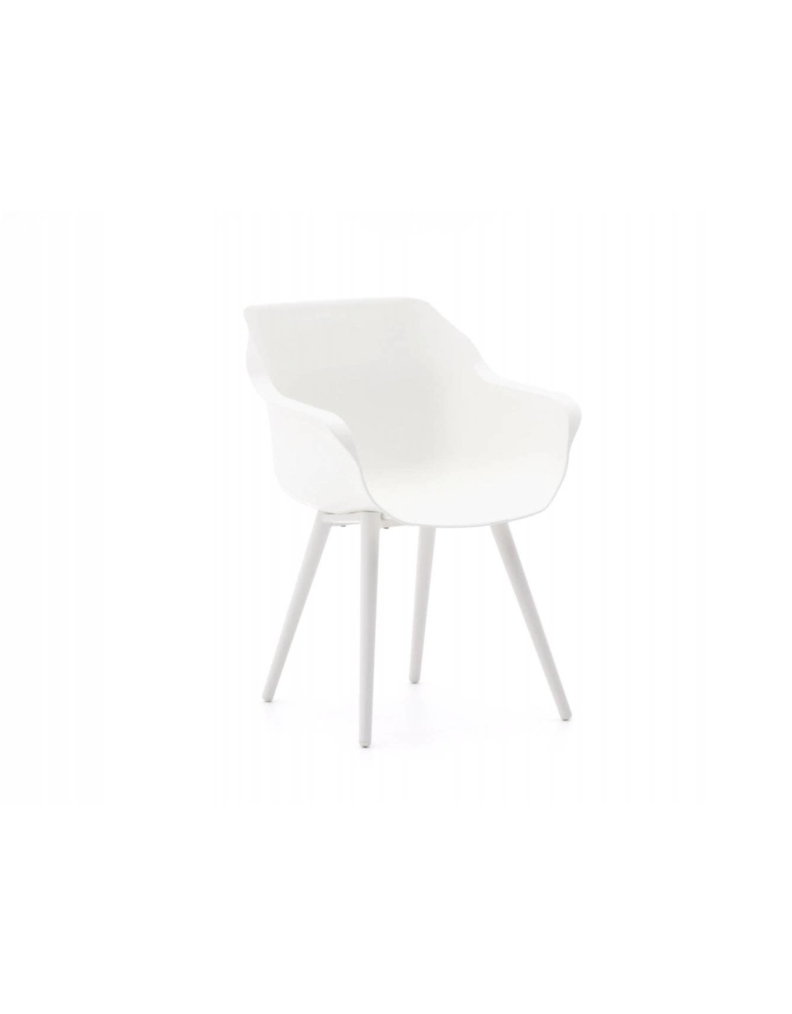 Hartman Dining Chair - Sophie - White