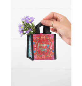 Natural Life Natural Life - XS Recycled Happy Bag