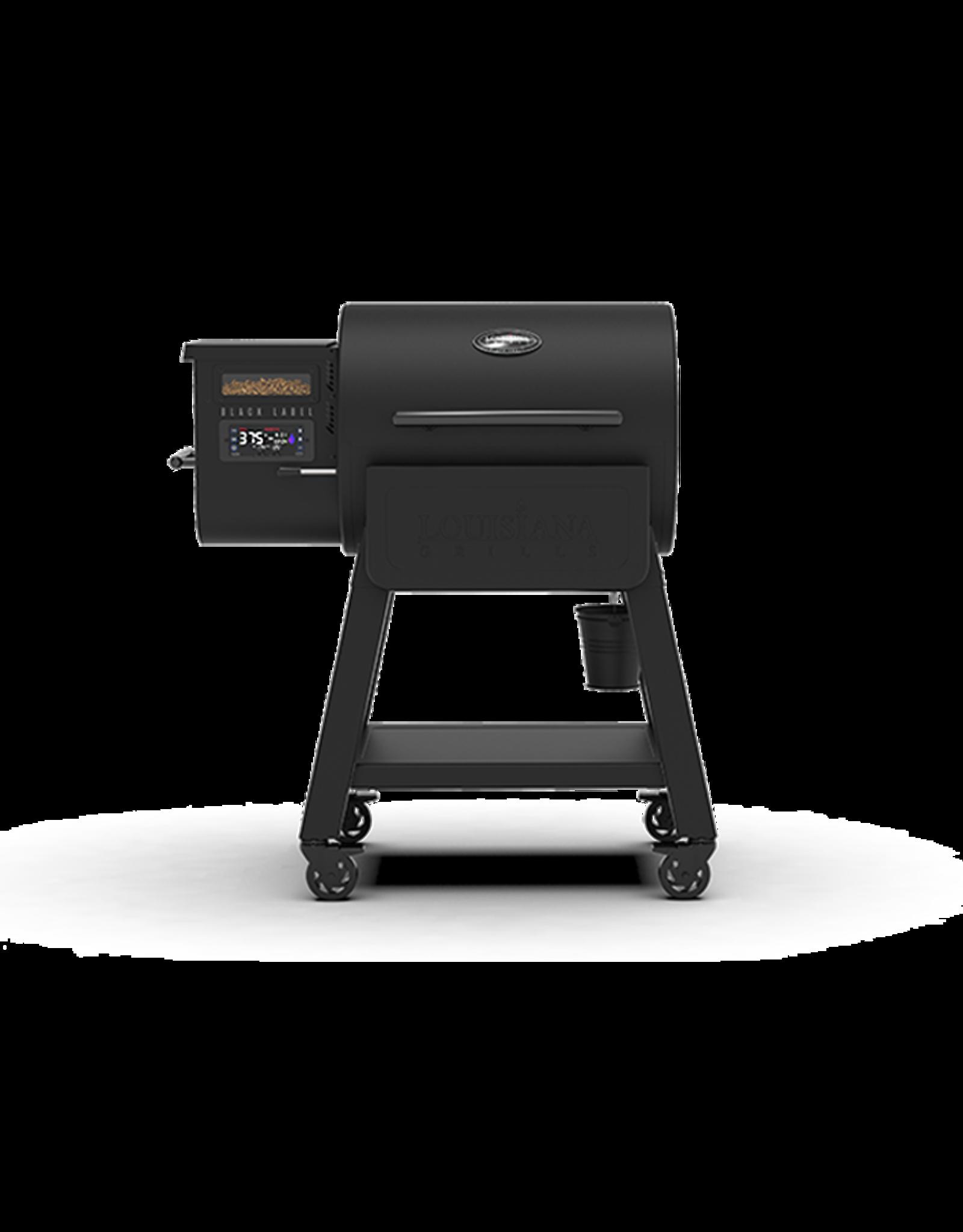 Black Label Series LG 800BL Pellet Grill