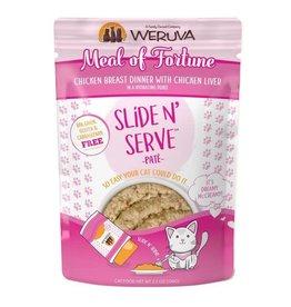 """Weruva Weruva - Cat SNS Pate GF """"MealOfFortune"""" Chicken Liver"""