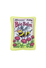 Bloomin Kitty Bee Balm Seed Packet Cat Toy