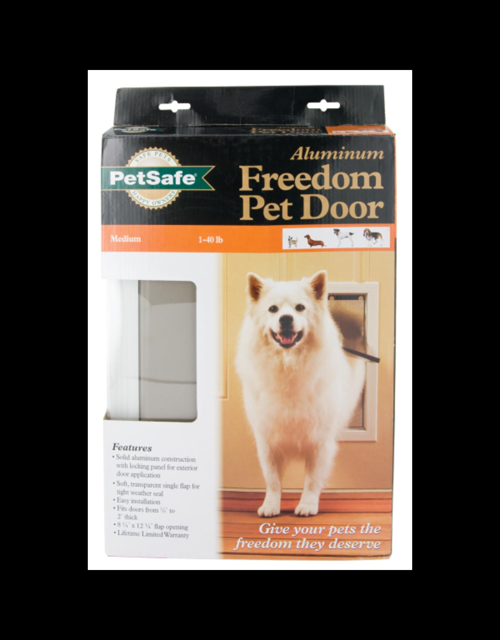 Freedom Pet Door Aluminum