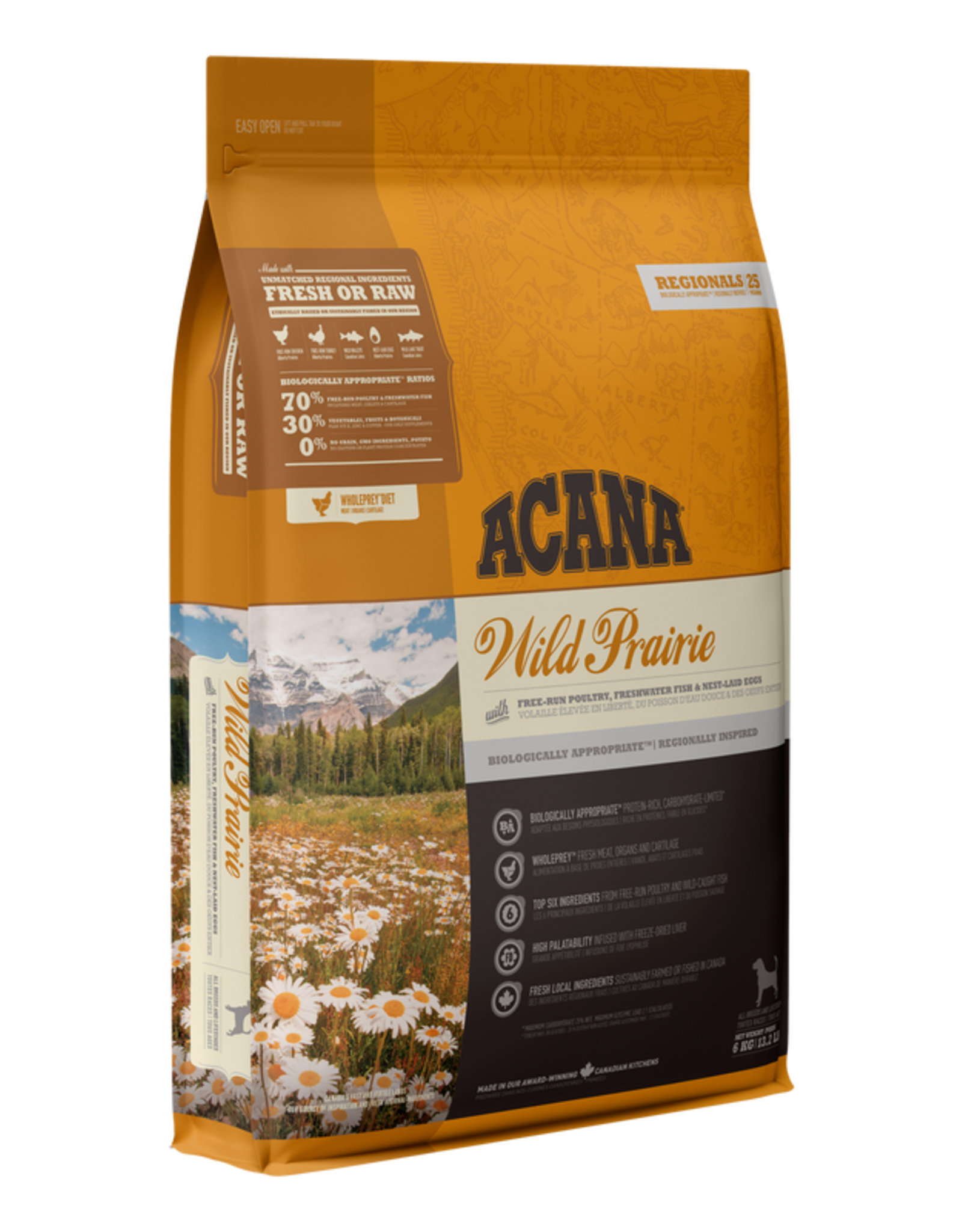 Acana Acana - Regionals Wild Prairie