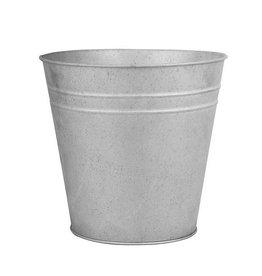 Esschert Old zinc flowerpot 14 cm. Zinc