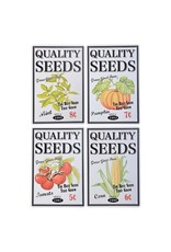 Esschert Ad Flowers and Seeds - Assorted