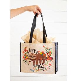 Natural  Life Natural Life - Happy Bag with Sloth - Large