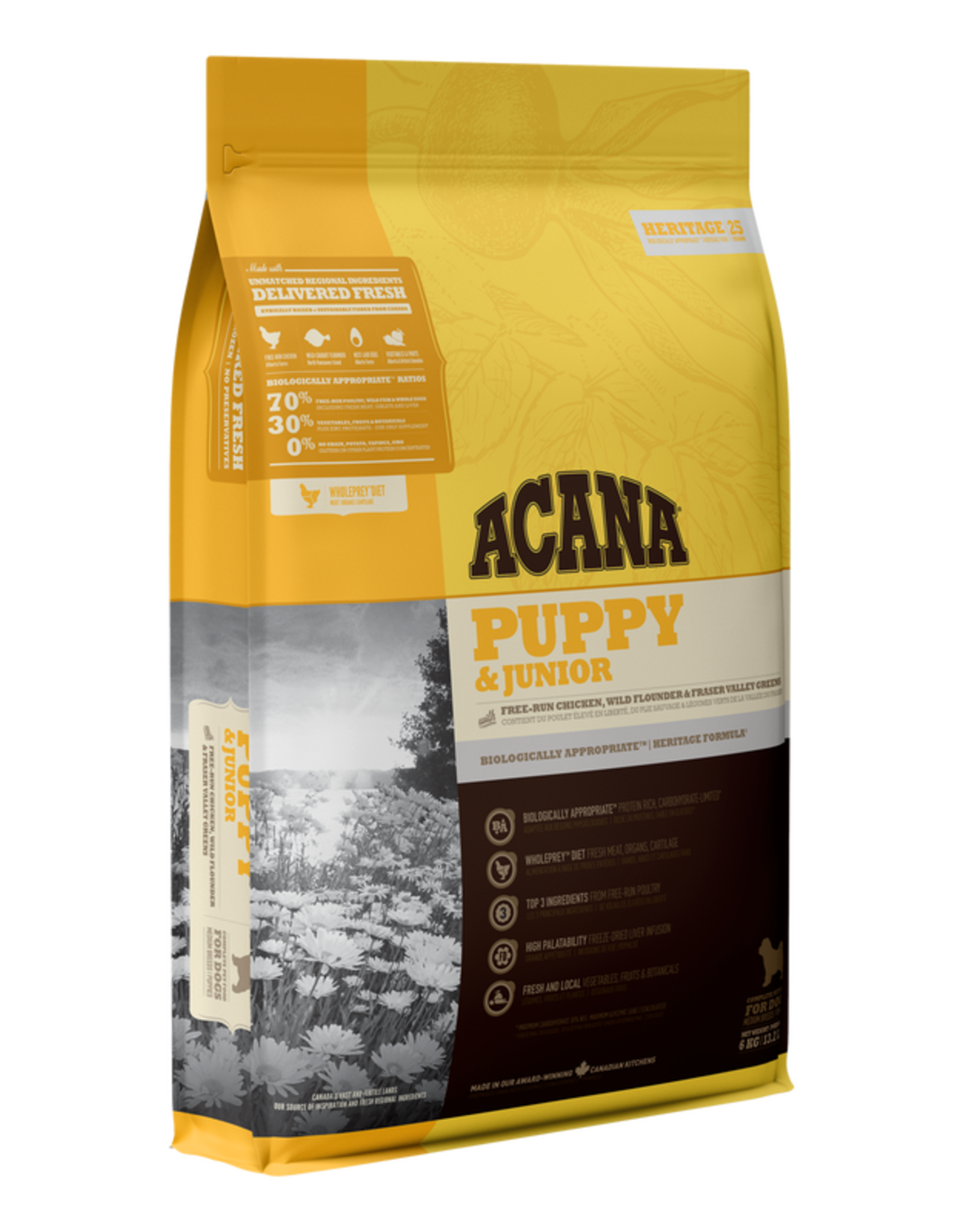 Acana - Heritage Puppy & Junior