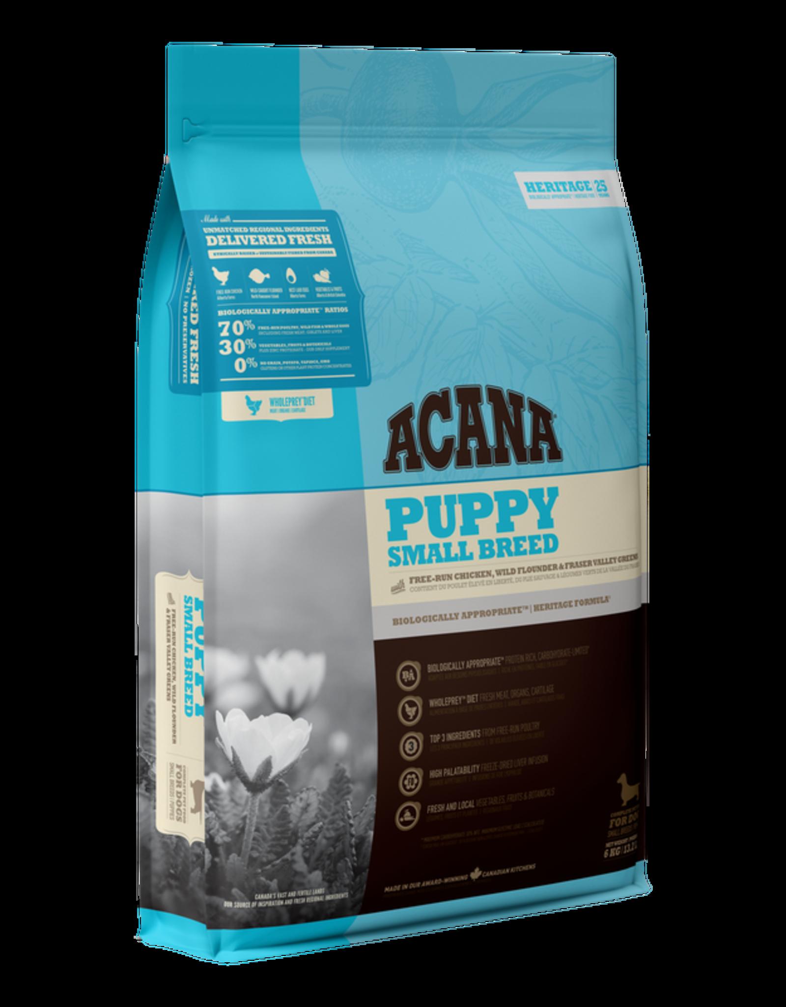 Acana - Heritage Puppy Small Breed
