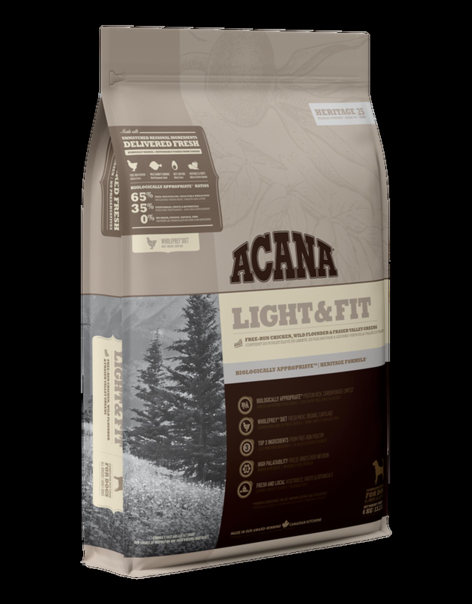 Acana - Heritage Light & Fit
