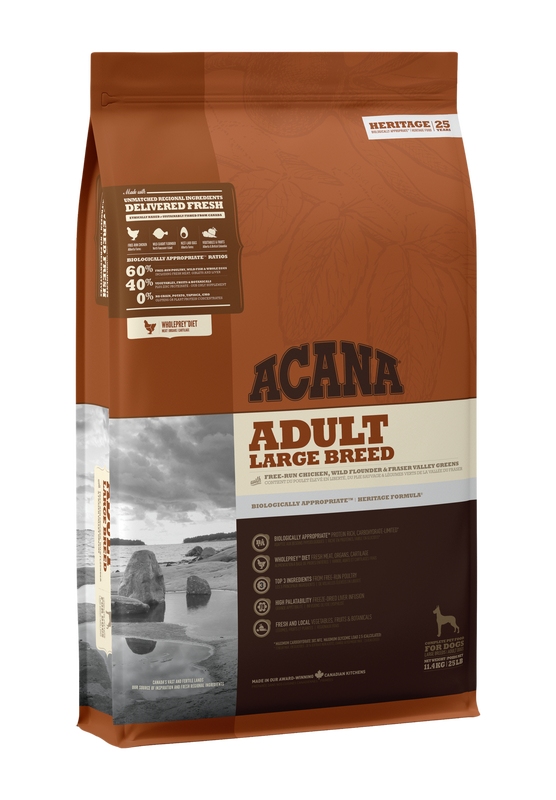 Acana Acana - Heritage Adult Large Breed