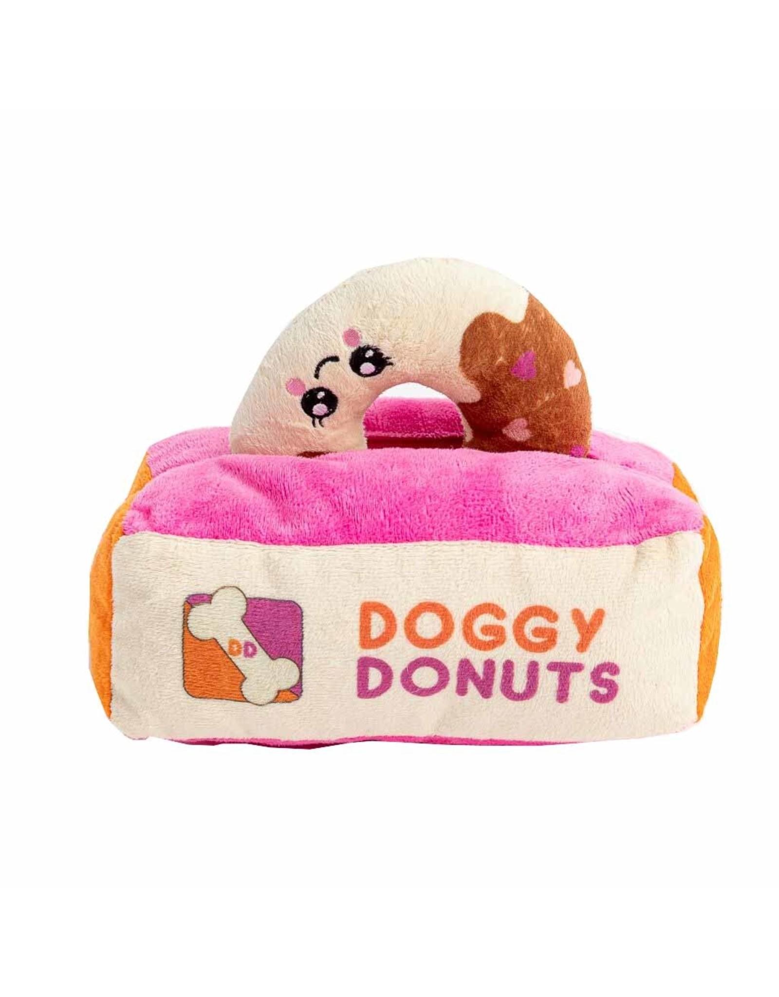 2-in-1 Donut Box + Donuts