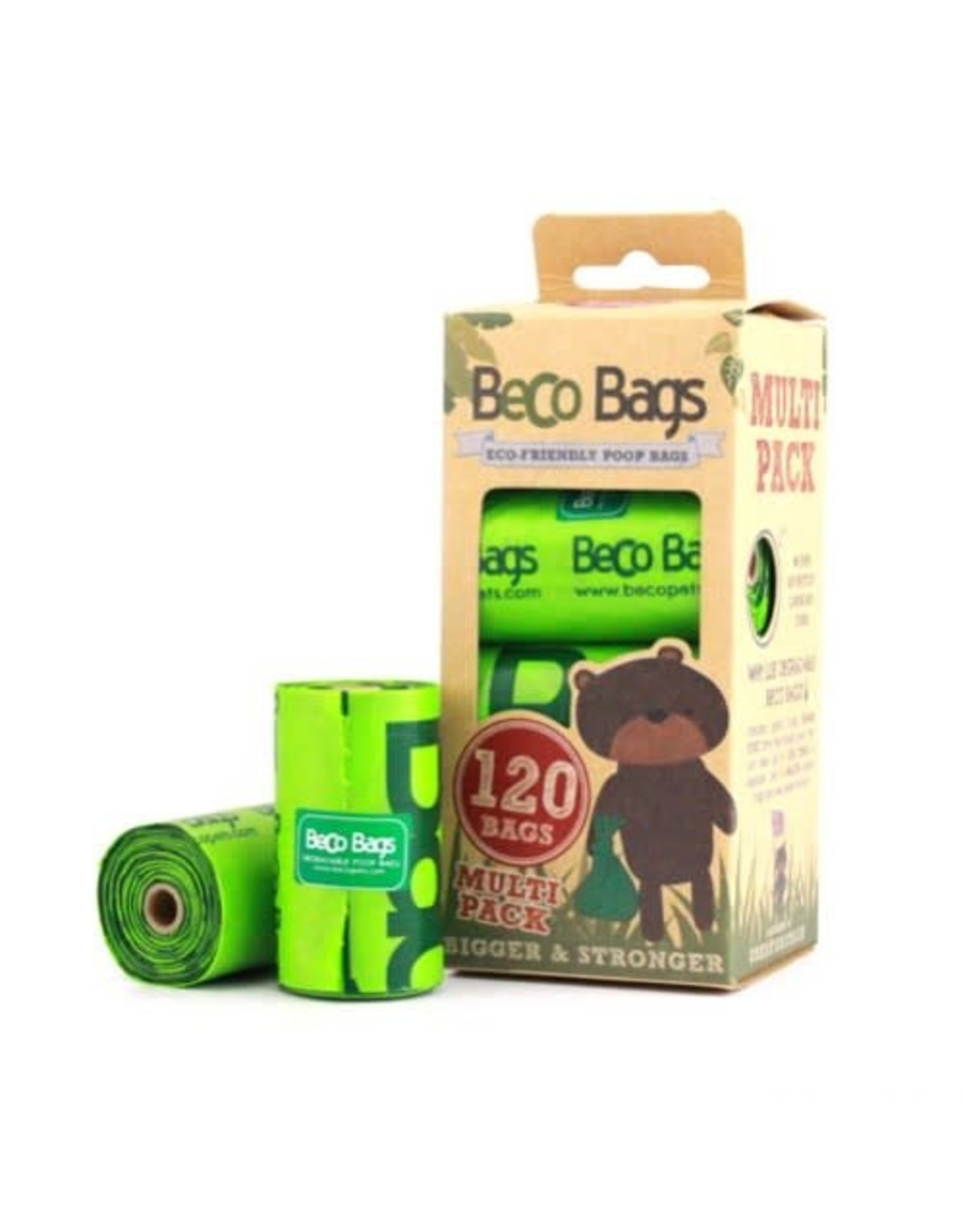 Beco Pets Beco Bags - Travel Pack 60bags