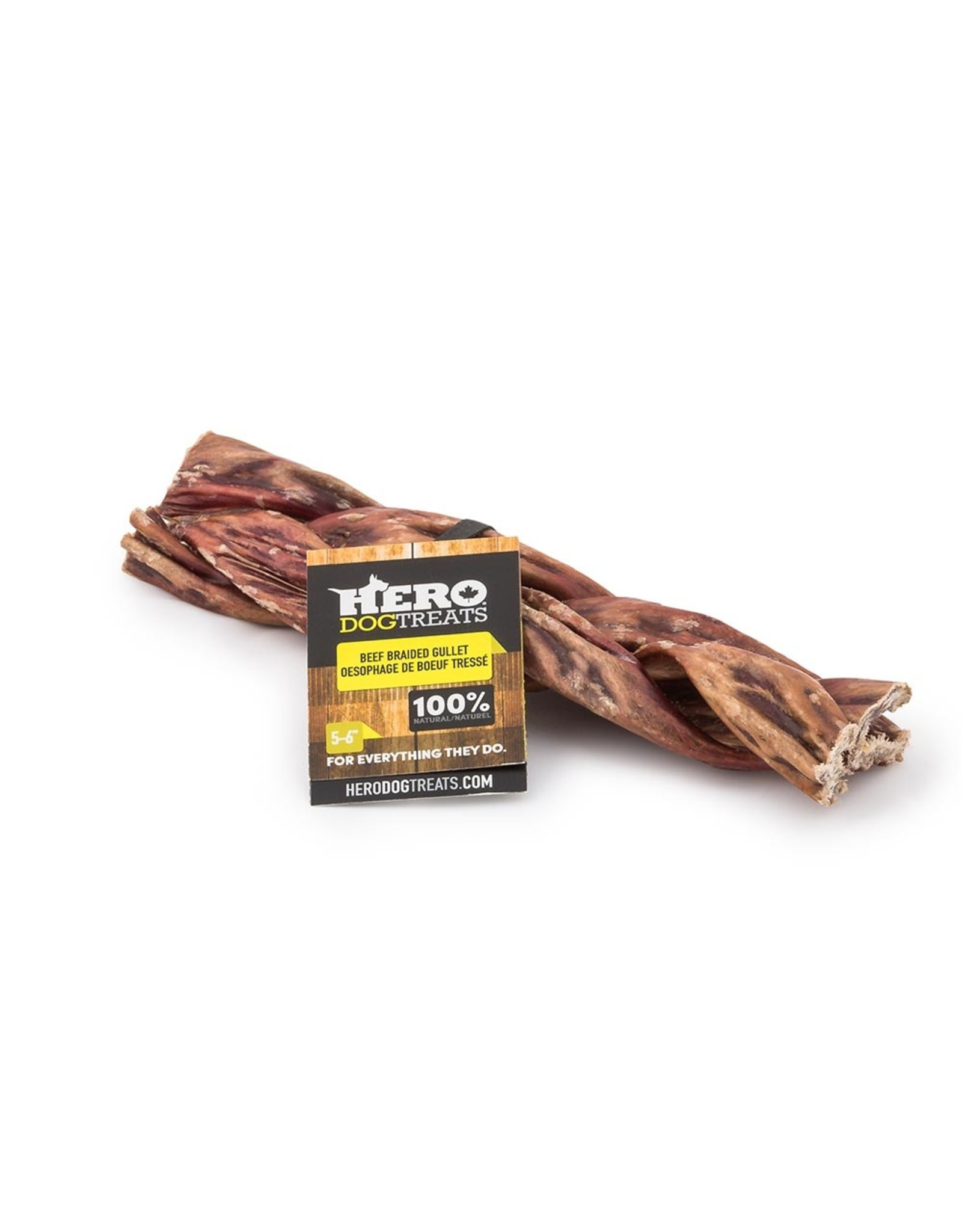 Hero Beef Gullet Braided