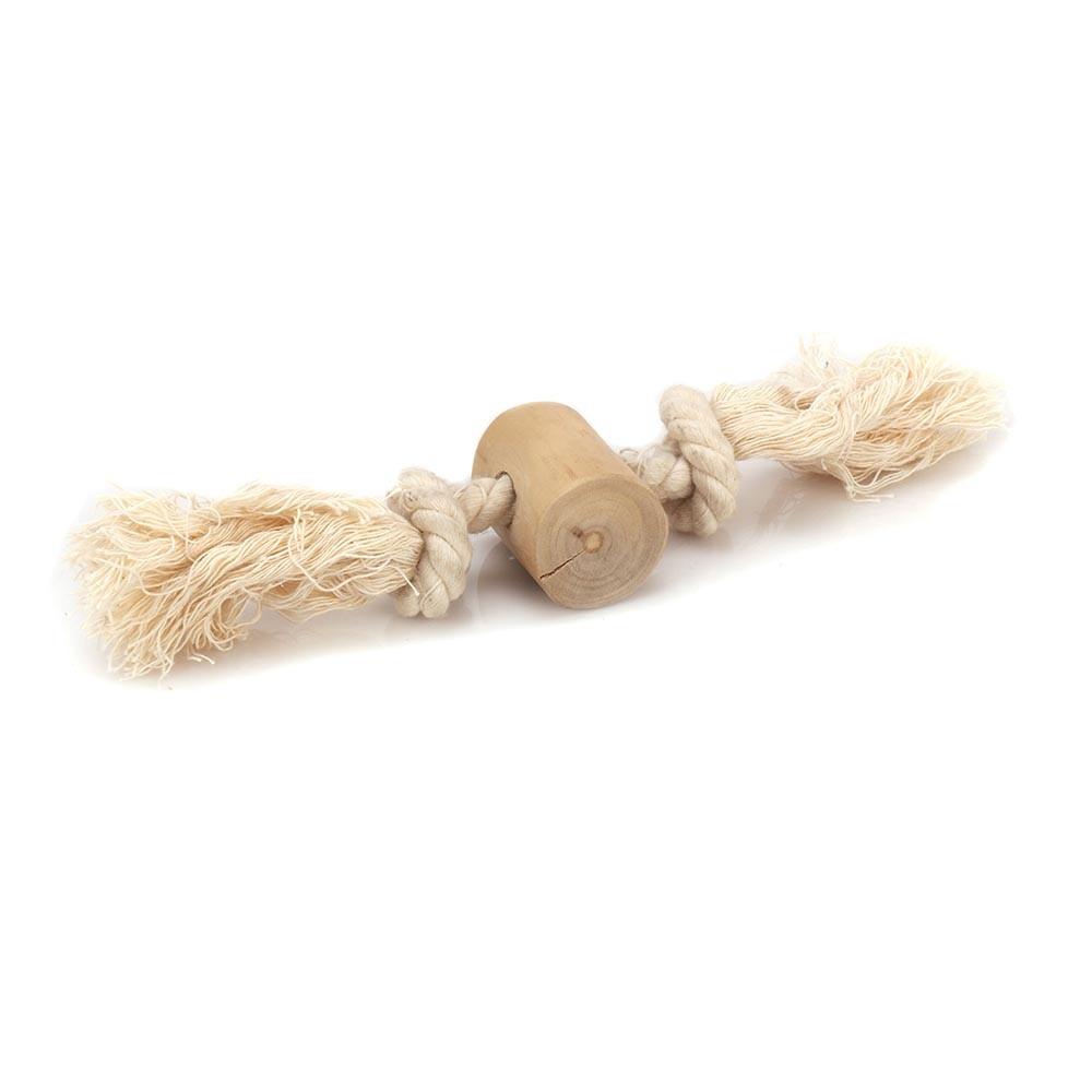 Gorilla Chew Chew & Cotton Rope