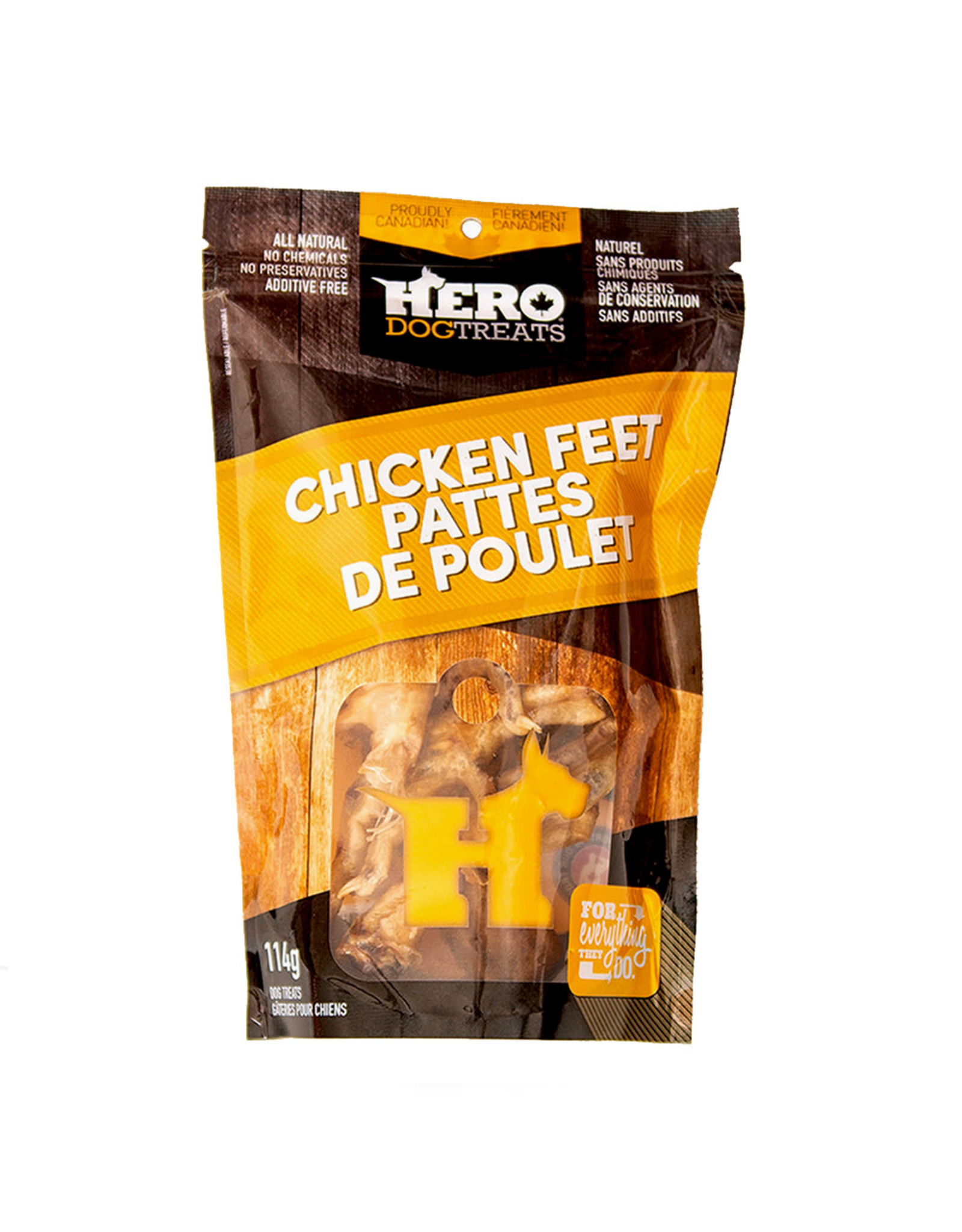 Hero Chicken Feet