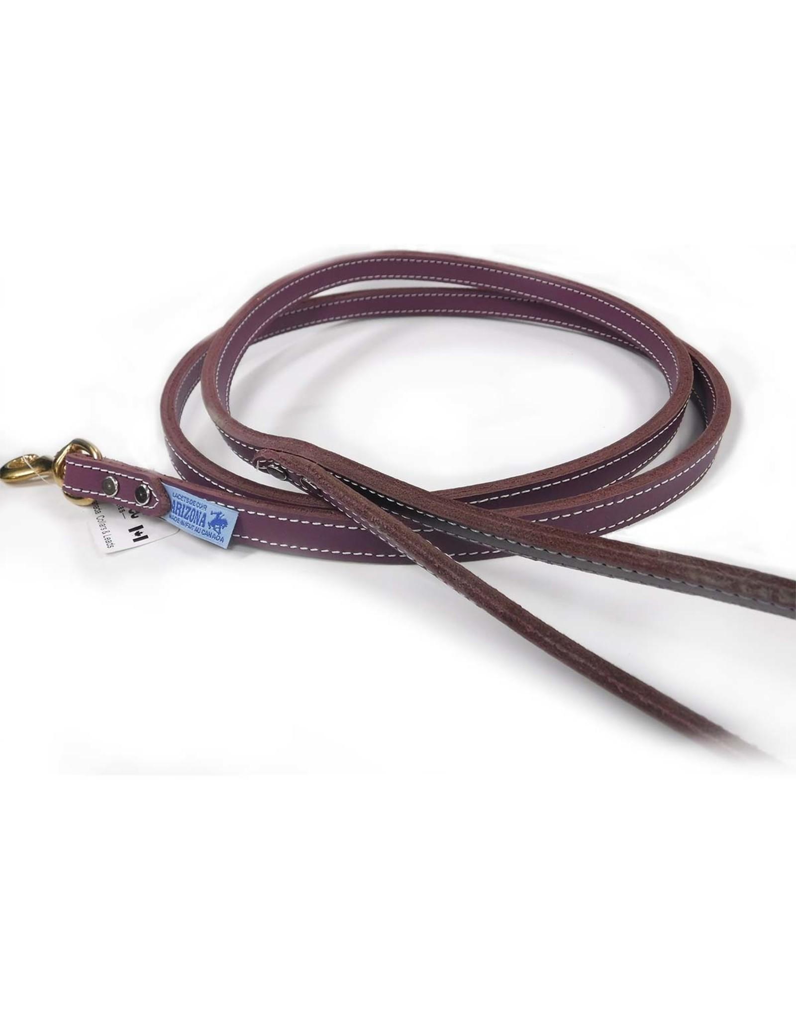 Lacets Arizona Double Leather Lead