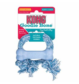 Kong Puppy Goodie Bone with Rope