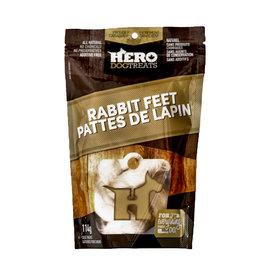 Hero Rabbit Feet