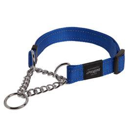 Rogz Rogz - Fanbelt Blue - Large 16-22''