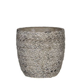 Mica Alma Pot Round